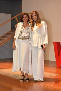 WHY Palestra de Fabiana Barcellos no evento Women's Inspiration - Cascais